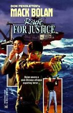 Rage For Justice (Mack Bolan series) (Worldwide Library Don Pendleton edition #5