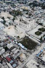 Photo 2/27/2010 Hati Earthquake Sky View Port-au-Prince