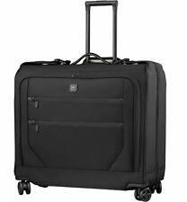 Victorinox Swiss Army Lexicon 2.0 Dual-Caster Wheeled Garment Bag Suiter Black
