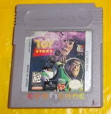 TOY STORY Gameboy Game Boy Versione Americana ○○○○○ SOLO CARTUCCIA