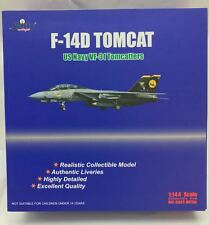 Witty Wings w144-01001, F-14D Tomcat, US Navy VF-31 Tomcatters, 1:144, 14+
