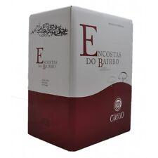 Encostas do Bairro Bag in Box 10 Ltr. Rotwein/Portugal Party Box