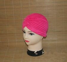 Women's Unisex Indian Style Stretchy Turban Hat Hair Head Wrap Cap Headwrap Hot