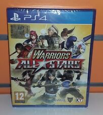 Warriors All Star PS4 NUOVO ITA