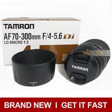Tamron AF 70-300mm f/4-5.6 Di LD Macro 1:2 For Nikon D3100 D3200 D3300 D5100