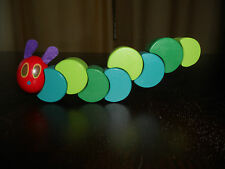 Wooden Hungry Caterpillar