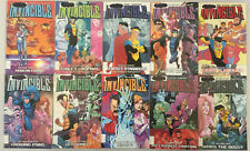 Invincible Misc Vols Image Comics by Kirkman Ottley Rathburn Ex-Lib Lot of 10
