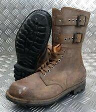French Army Commando Boots Canvas 5-Loch oliv Indochina Algier Legion Gr 38-47