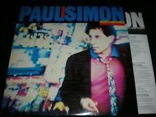 PAUL SIMON - Hearts and bones - LP MINT