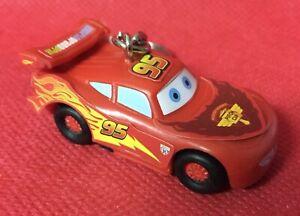 Saetta McQueen Portachiavi Figure Personaggio 5 Cm Come Foto Cars Disney N