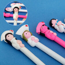Cute Cartoon Doctor Nurse Ballpoint Pens Writing Stationery School Office Supply