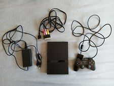 Sony Playstation 2 Slim + Mando Dual Shock