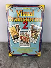 Visual Brainstorms 2 > Binary Arts The Thinking Game 100 Question Cards NEW