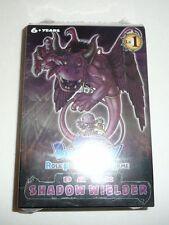 Blue Dragon Role Playing Card Game Dark Shadow Wielder Starter Deck RPG SEALED