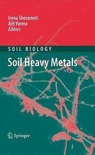 Soil Heavy Metals 19 (2009, Hardcover)
