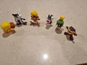 Looney Tunes McDonald's Toys Set of 6