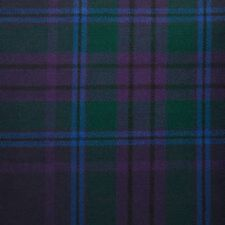 Spirit of Scotland Scottish Kilt Tartan 100% Luxury Heavyweight  Wool 1 meter
