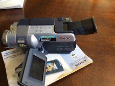 Sony video camera recorder
