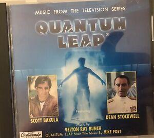 Quantum Leap-1983-TV Series-Original  Soundtrack- CD