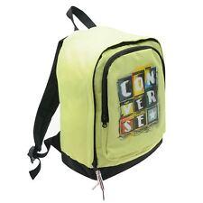 Converse All Star Small Backpack Kids Junior Rucksack School Light Green R323