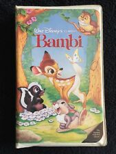 Bambi Black Diamond  Early And Later VHS's Lithographs 1997 2tapes,2art Pcs.