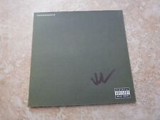 Kendrick Lamar Untitled Unmastered Signed Autographed CD Book PSA Guaranteed
