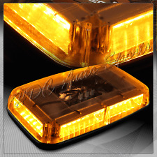 36 LED Amber High Intensity Roof Top Emergency Hazard Warning Flash Strobe Light