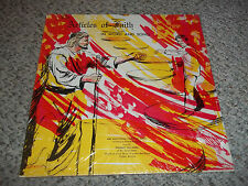 The Articles of Faith in Word and Song Latter-Day Saints NEW Mormon Christian LP