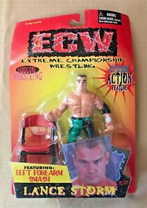 ECW Lance Storm Action Figure 1999 NEW