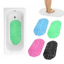 Large Strong Suction Slip Resistant Anti Non Slip Bath Shower Mat + 5 Colours