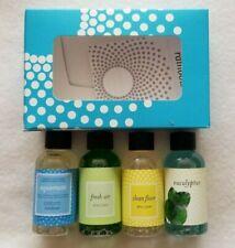 Rainbow Vacuum Fragrance Scent Drops Oils SAMPLE PACK Fresh Air Aquamate Shampoo