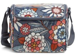 Vera Bradley STAY COOLER Tropical Evening lunch bag NWTS Free ship