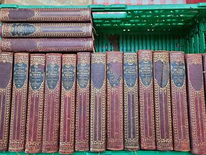histoire de France illustrée par Ernest Lavisse  en 17 tomes chez Hachette