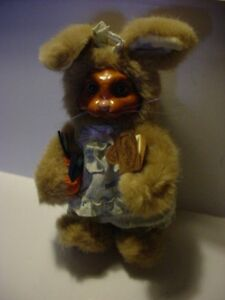 Robert Raikes Signed Dottie Seventh Edition Rabbits 1993