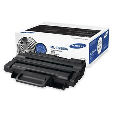 Genuine Samsung ML-D2850A Black Toner Cartridge 2000 Page for ML-2850D ML-2851ND
