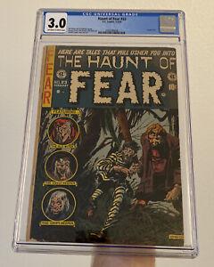 HAUNT OF FEAR #23 (EC COMICS 1954) CLASSIC PRE CODE HORROR! USED IN SOTI!
