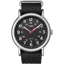 TIMEX WEEKENDER SLIP THRU BLACK/BLACK WATCH