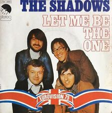 "The Shadows - Let me be the One - Vinyl 7"" 45T (Single)"