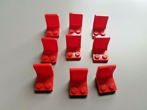 1 x LEGO CHAIR Technic RED ACCESSORIES FREE UK POST *CHEAPEST ON *