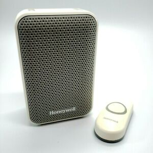 Honeywell RDWL313A Portable Wireless Doorbell/Door Chime & Push Button SEE VIDEO