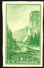 Us Scott #751 Trans-Mississippi Yosemite Farley Single From Ss Mh*Free Ship*