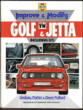 VW Volkswagen Golf & Jetta inc. GTi  Improve + Modify step by step instructions