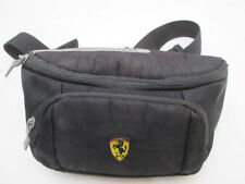 -AUTHENTIQUE sac banane SCUDERIA FERRARI toile TBEG  bag