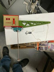 T-Reproductions 70 Standard Gauge Dorfan Electric Crane Parts!