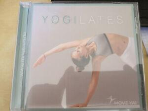 Move ya Yogilates CD, 13 Titel Gesamtspielzeit 65:11