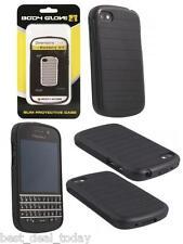 Body Glove Dimensions Duragel Rugged Shell Case For Blackberry Q10 Black Verizon