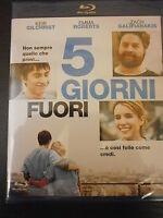 5 GIORNI FUORI FILM IN BLU-RAY NUOVO DA NEGOZIO - COMPRO FUMETTI SHOP