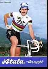 URS FREULER ATALA Cyclisme cycling vélo World Champion du Monde Wereldkampioen