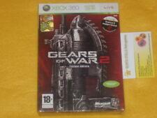 GEARS OF WAR 2 EDIZIONE LIMITATA XBOX 360 LIMITED EDITION NUOVA SIGILLATA v. ITA