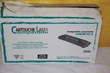 Toner Compatible  Pour Canon FX-3 - Canon FAX L250 - L260i